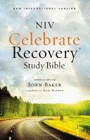 NIV, Celebrate Recovery Study Bible, eBook