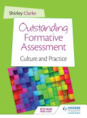 Outstanding Formative Assessment: Culture and Practice Pdf/ePub eBook
