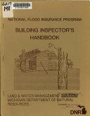 Building Inspector s Handbook