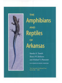 The Amphibians and Reptiles of Arkansas (p)