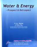 Water Energy Book PDF