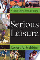 Serious Leisure