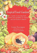Tropical Food Gardens Book