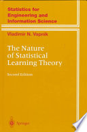 The Nature of Statistical Learning Theory Book