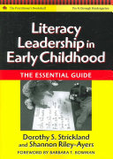 Literacy Leadership in Early Childhood