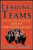 Leading Teams