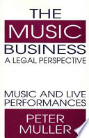 The music business--a legal perspective