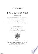 Lancashire Folk lore