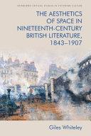 Pdf Aesthetics of Space in Nineteenth-Century British Literature, 1843-1907 Telecharger