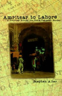 Amritsar to Lahore ebook