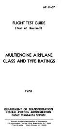 Flight Test Guide  Part 61 Revised