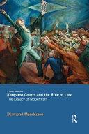 Kangaroo Courts and the Rule of Law [Pdf/ePub] eBook