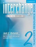 Interchange Teacher s Resource Book 2