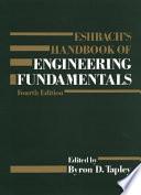 Eshbach s Handbook of Engineering Fundamentals Book