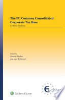 The EU Common Consolidated Corporate Tax Base