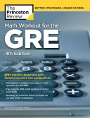 Math Workout for the GRE, 4th Edition Pdf/ePub eBook