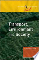 Transport  Environment And Society