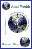 Small Worlds: The Dynamics of Networks Between Order and ...
