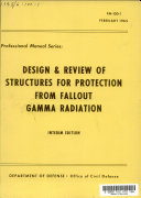 Design & Review of Structures for Protection from Fallout Gamma Radiation