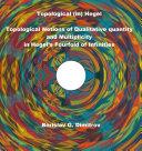 Topological  in  Hegel
