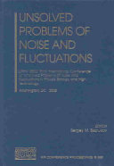 Unsolved Problems of Noise and Fluctuations