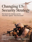 Changing US Security Strategy Pdf/ePub eBook