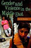 Pdf Gender and Violence in the Middle East