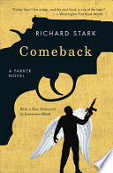 Comeback Richard Stark Cover