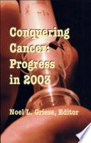 Conquering Cancer Book