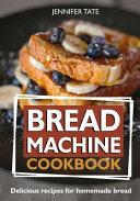 Pdf Bread Machine Cookbook