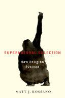 Supernatural Selection Pdf