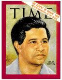 TIME Magazine Biography--Cesar Chavez