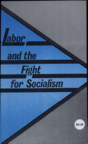 Labor and the Fight for Socialism ebook