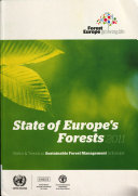 State of Europe's Forests, 2011