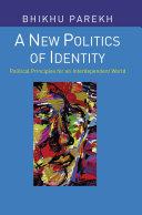 A New Politics of Identity Pdf/ePub eBook