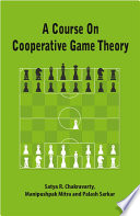 A Course On Cooperative Game Theory