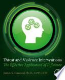 Threat and Violence Interventions Book