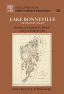 Lake Bonneville: A Scientific Update - Seite 125