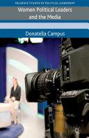 Women Political Leaders and the Media [Pdf/ePub] eBook