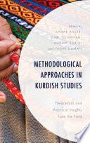 Methodological Approaches in Kurdish Studies
