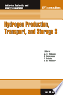 Hydrogen Production  Transport  and Storage 3 Book