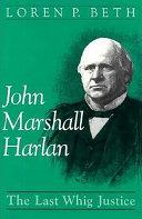 John Marshall Harlan