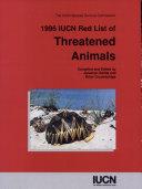 1996 IUCN Red List of Threatened Animals