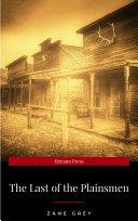 The Last of the Plainsmen Pdf/ePub eBook