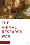 The Animal Research War Book