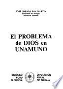 El problema de Dios en Unamuno