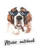 Music Notebook Book PDF