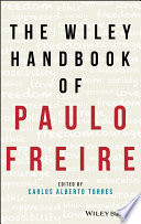 The Wiley Handbook of Paulo Freire Book