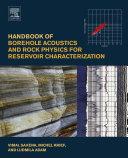 Handbook of Borehole Acoustics and Rock Physics for Reservoir Characterization Pdf/ePub eBook