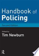 Handbook of Policing Book